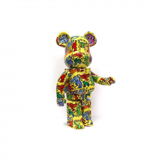 Bearbrick 1000% Keith Haring #5