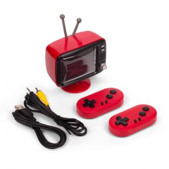 Retro Console Mini TV Orb 300