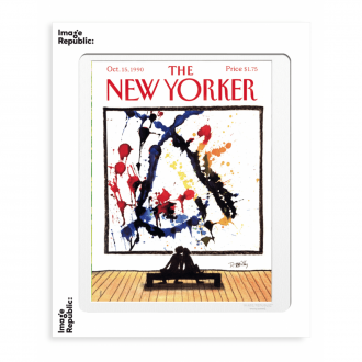 Affiche The Newyorker reilly world changers 56x76cm