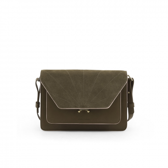 Sac Cartable The Sticky Sis Olive