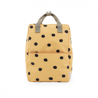 Sac à dos L Freckles Retro Yellow