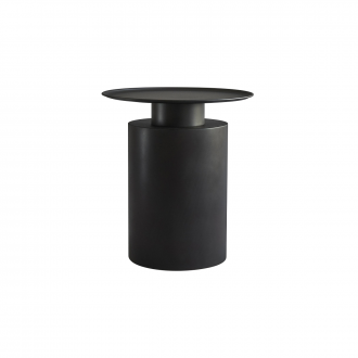 Table basse Pillar tall noir