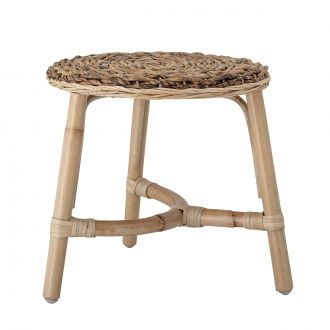 Tabouret Hubert Banane Nature