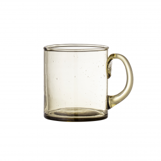 Tasse Casie Verre Marron