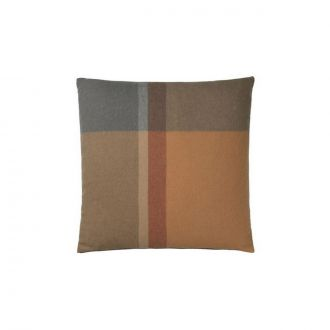Coussin Manhattan Terracotta/Rouge 50x50cm