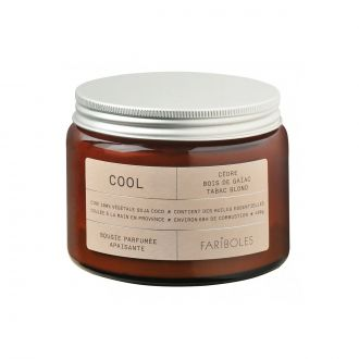 Bougie Cool 400g