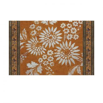 Set de table Bohemian Garden Orange 33x50cm