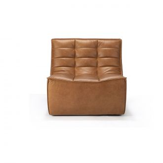 Fauteuil N701 - Old saddle