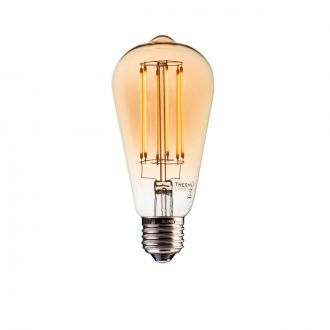 Ampoule LED Thermo S21 Edison Golden