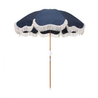 Parasol de Plage Holiday Atlantic Bleu