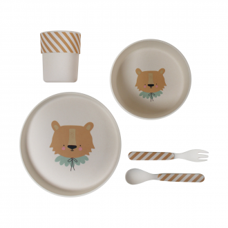 Set de table bambou eco lion