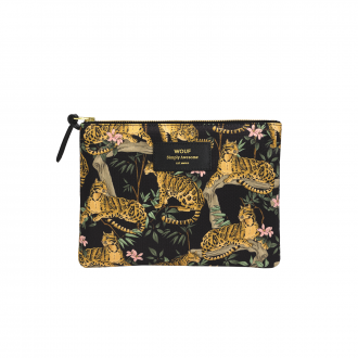 Pochette Black Lazy Jungle L