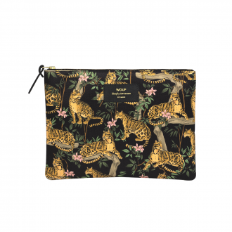 Pochette Black Lazy Jungle XL