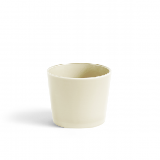 Pot Botanical Family Blanc M