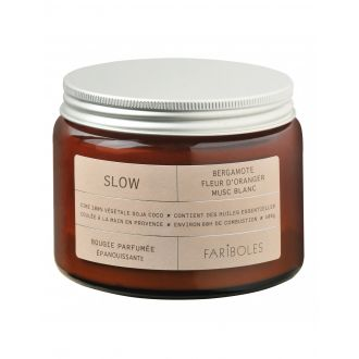 Bougie Slow 400g