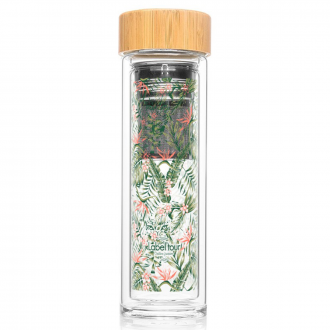 Bouteille Infuseur Nomade 400ml Tropical