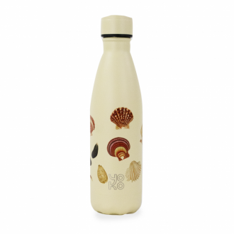 Bouteille isotherme Coquillages 500ml