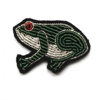 Broche Grenouille