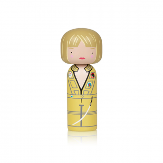 Figurine en bois Kokeshi Sketch.inc Kill Bill