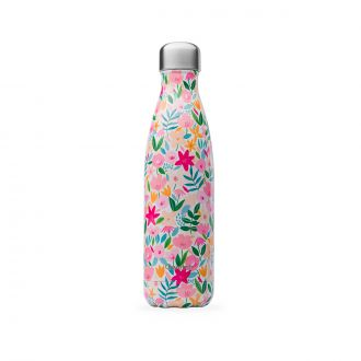 Bouteille Isotherme Flora Rose 500 ml