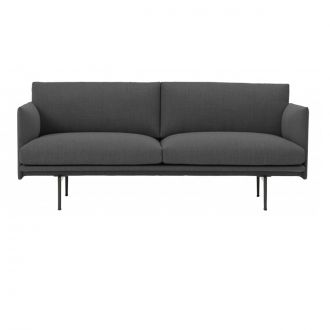 OUTLINE SOFA / 2-SEATER - REMIX 163
