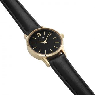 Montre La Vedette Gold Black/Black