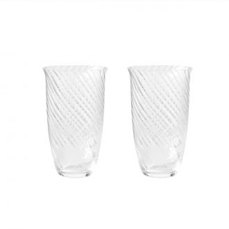 Set de 2 Verres Collect SC60 Transparent