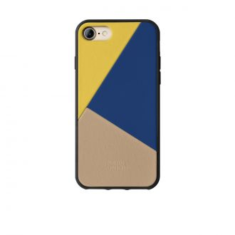 Coque iPhone  7/8 Clic Marquetry Canari