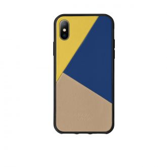 Coque iPhone X Clic Marquetry Canari