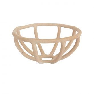 PRONG CORBEILLE A FRUITS Beige M