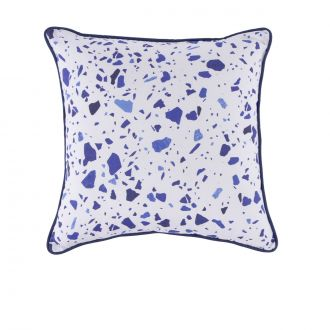 Coussin Carré My Terrazza Blanc