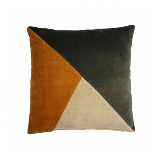 Coussin Titra Moutarde - 45 x 45 cm