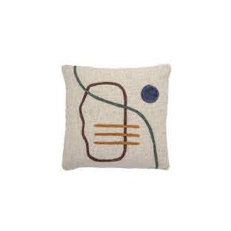 Coussin Gisa Nature