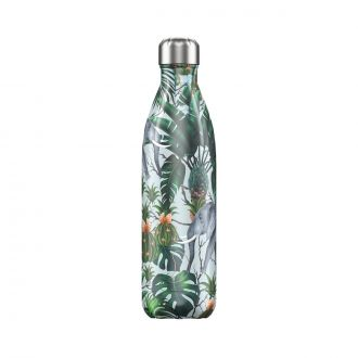 Bouteille isotherme Tropical Elephant 750 ml