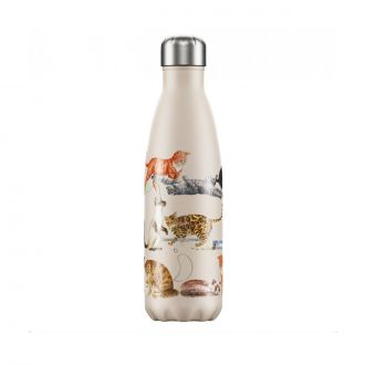 Bouteille isotherme Emma Bridgewater cats 500ml