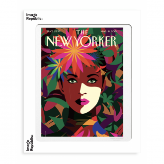 Affiche The Newyorker favre spring to mind 56x76cm