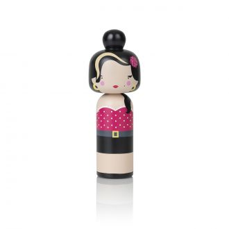 Figurine en bois Kokeshi Sketch.inc Amy