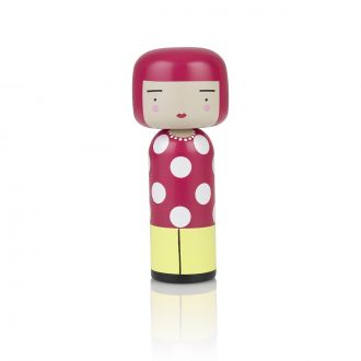 Figurine en bois Kokeshi Sketch.inc Dot