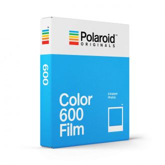 Papier photo couleur pour Polaroid 600
