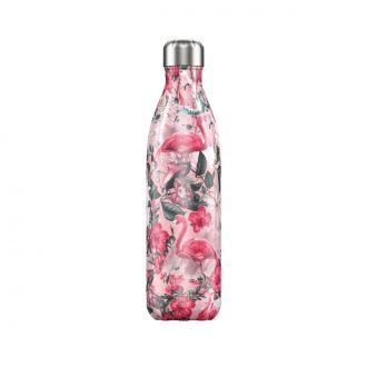 Bouteille isotherme Tropical Flamingo  500 ml