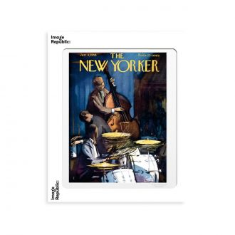 Affiche The NY 172 Getz Band Playing 30x40cm