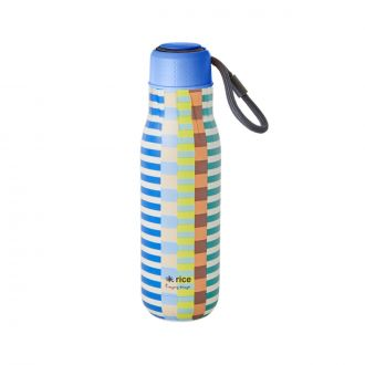 Bouteille isotherme Summer Stripes 500 ml