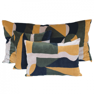 Coussin Arty Safran M