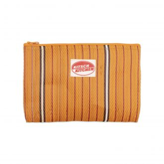 Trousse de toilette Rayure Orange