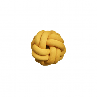 Coussin Knot Orange