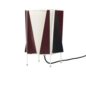 Lampe de table B-4 Rouge Chianti