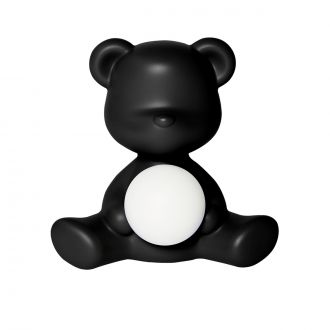 TEDDY GIRL LAMPE Noir