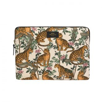 "Housse Macbook 15"" Lazy Jungle"