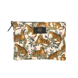 Pochette XL Lazy Jungle