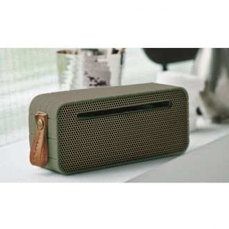 Lecteur portable Bluetooth Vert Army - aMove